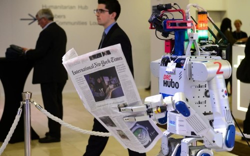 It's time for the luddites to relax: robots won't take over the world