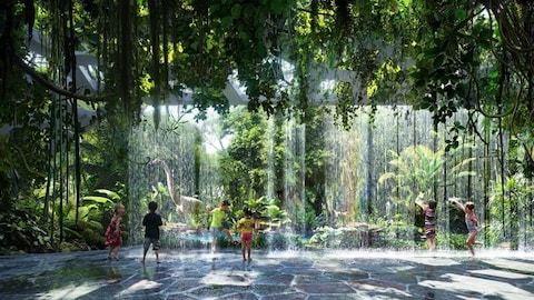 New Dubai hotel to feature its own rainforest and aquarium