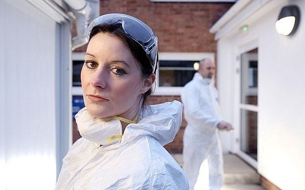 Silent Witness for real: learning the science of crime in a purpose-built house