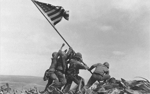 Best-selling author admits man in famous Iwo Jima Second World War photo was not his father