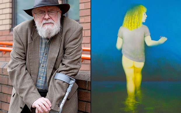 Graphic work of paedophile artist Graham Ovenden to be destroyed