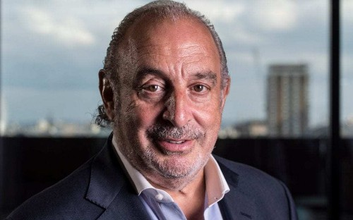 Sir Philip Green named in Parliament as businessman at centre of Britain's #MeToo scandal