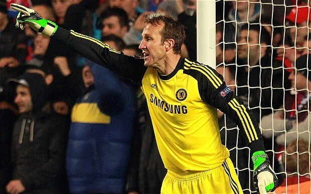 Mark Schwarzer 'fulfills life ambition' by becoming oldest debutant in Champions League history for Chelsea