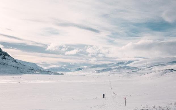Reindeer, Northern Lights and human endeavour on an Arctic ski marathon