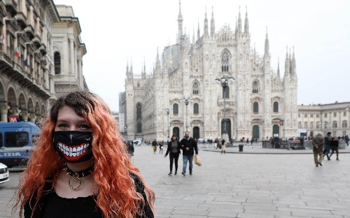 Italy desperate for tourists to return as Milan 'brought to its knees' over virus fear