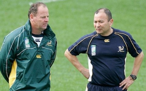 Without Eddie Jones, South Africa 'would not have won the World Cup' says Fourie Du Preez