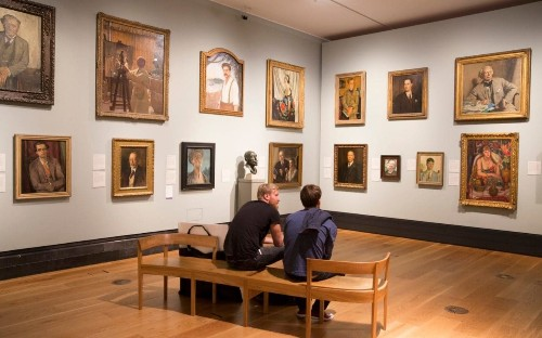 Galleries cannot afford to be high-minded about donations