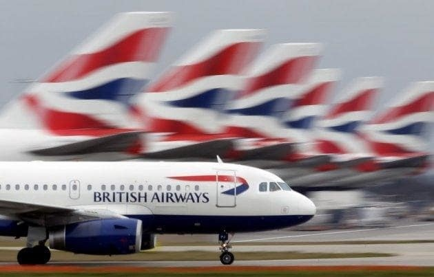 BA London to Athens flight took 33 hours and four planes – including one that caught fire