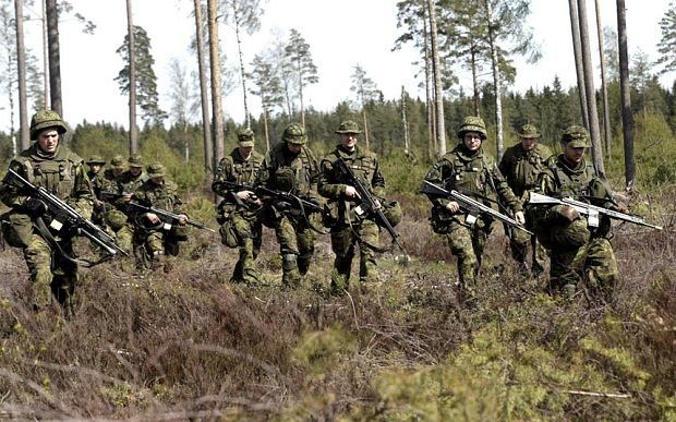 Nato cannot stop Russian tanks in the Baltics, wargames predict