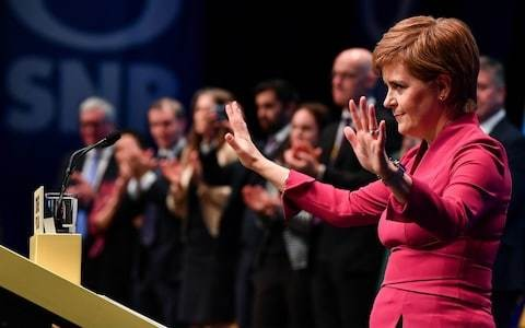 Why Nicola still hopes Brussels says No to Boris