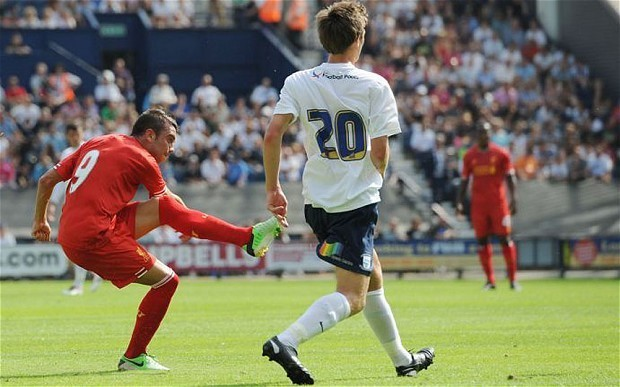 Liverpool's latest signing Iago Aspas marks debut with goal and assist in 4-0 victory over Preston North End