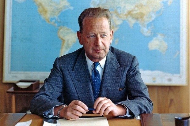 Did Western agents assassinate the UN Secretary General in 1961?: Four theories