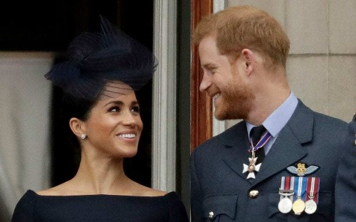 Prince Harry and Meghan's frustrations with palace laid bare after they drop Sussex Royal trademark claim