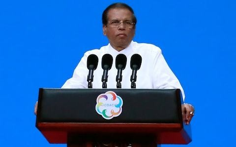 Sri Lanka president signs four death warrants to end decades long moratorium