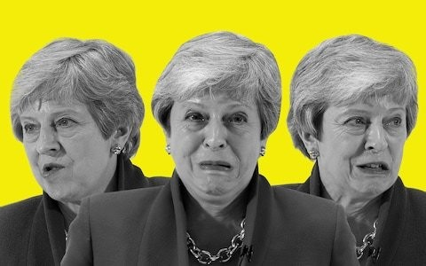 Mouth slews and head jerks: decoding Theresa May's facial gestures – and how you can control your own