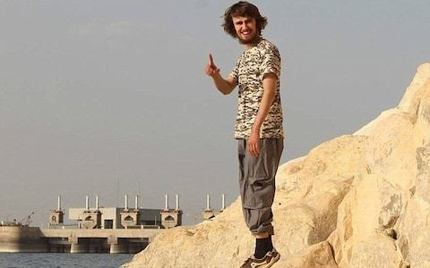 Jihadi Jack: Canada 'disappointed' UK has 'off-loaded responsibilities' over Isil fighter