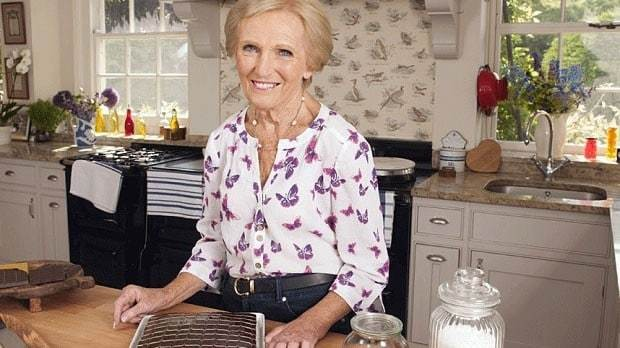 The Great British Bake Off: 12 things you didn't know about Mary Berry