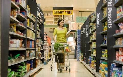 Britain tops healthy league table in supermarket sold food, Oxford University study finds