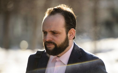 Former Taliban captive Joshua Boyle in court for allegedly assaulting his wife
