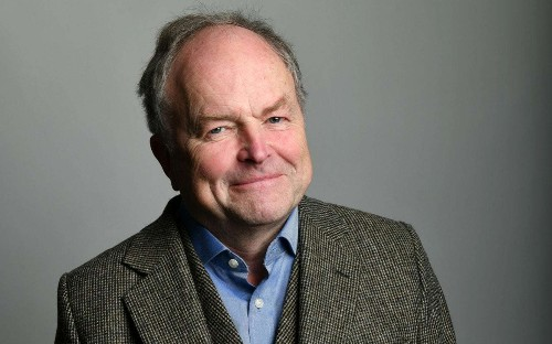 Clive Anderson: 'I should have done comedy first, and then the law'