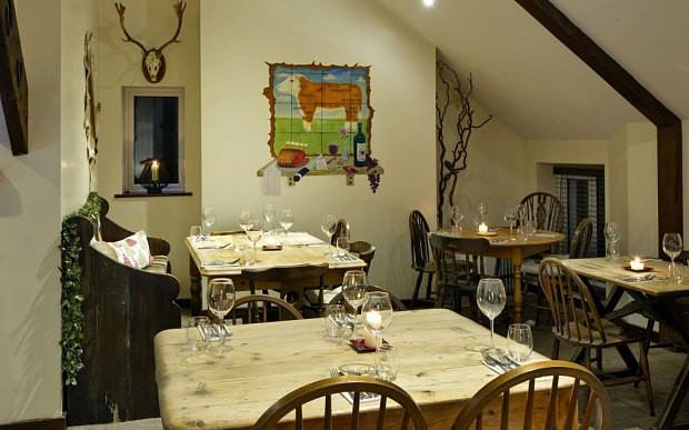 The Treby Arms, Plympton, Devon, restaurant review