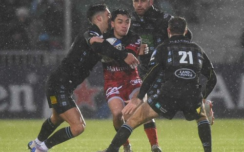 Glasgow beat Lyon but miss out on Champions Cup bonus point