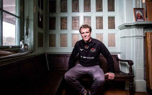 'The fact is, I'm older than some of their dads': James Cracknell relishing challenge of taking on the Boat Race at 46