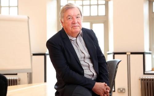 Fashion guru George Davies on his shock diagnosis with bowel cancer