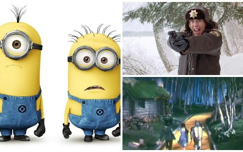 The Nazis invented the Minions, and other wild movie conspiracy theories