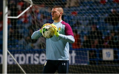 Man Utd goalkeeper Sam Johnstone wanted by Aston Villa in £3m deal