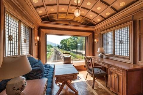 The best train journeys in Asia for 2018