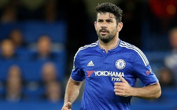 Chelsea striker Diego Costa says sorry for hurling bib at Jose Mourinho but hints at Atletico Madrid return