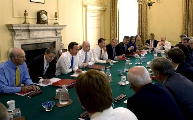iPads banned from Cabinet meetings over surveillance fears