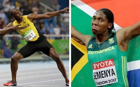 Sports People of the Decade (Athletics): Usain Bolt and Caster Semenya - the phenomenon and the excluded champion
