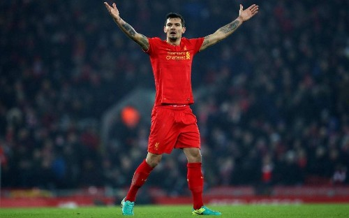 Liverpool renew contract talks with Dejan Lovren but remain in the market for another centre back
