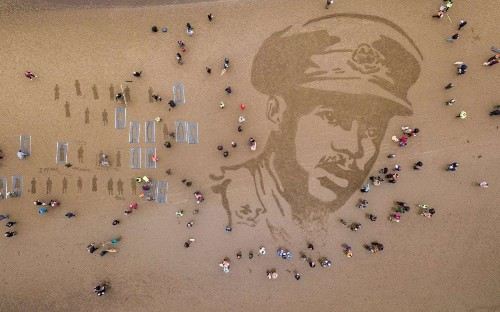 Pages of the Sea: Nationwide project remembers soldiers who fell during Great War