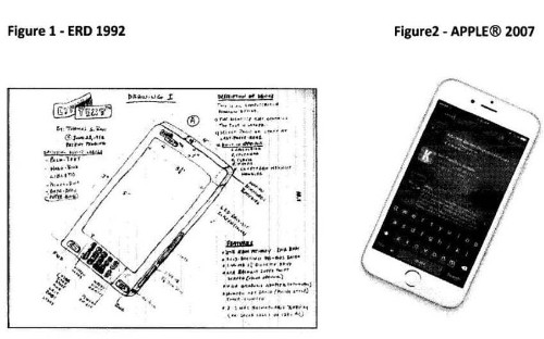 Man who claims he invented iPhone in 1992 sues Apple for $10bn