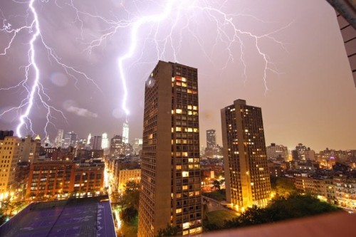 Great bolts of lightning: Striking images from around the world, in pictures  - Telegraph