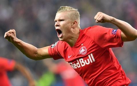 Manchester United favourites to sign Norwegian teenager Erling Haaland despite Dortmund visit