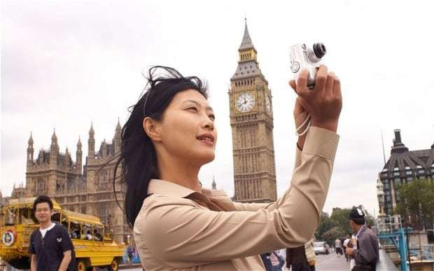 British landmarks to be renamed in Chinese