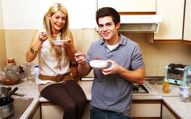 Student food: how to eat cheaply at university