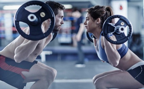 Weight lifting better for heart health than running, new study finds