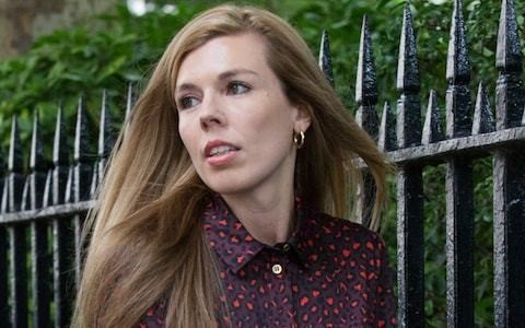 Boris Johnson's biggest dilemma if he enters No10 - what to do about Carrie Symonds?