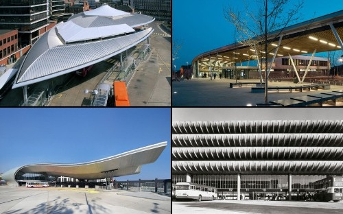 The world's 10 best designed bus stations and stops for 2016, in pictures - Telegraph