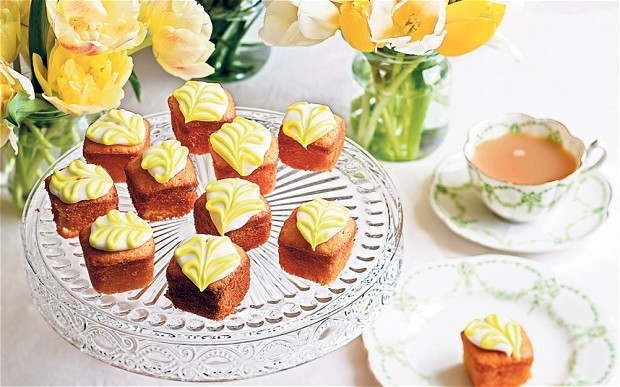 Rose Prince's Baking Club: Easter lemon fancies