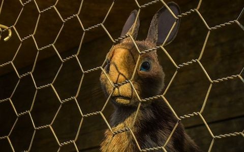 A less bloody Watership Down is a shame. The original taught me thatgrief, though ugly, is survivable