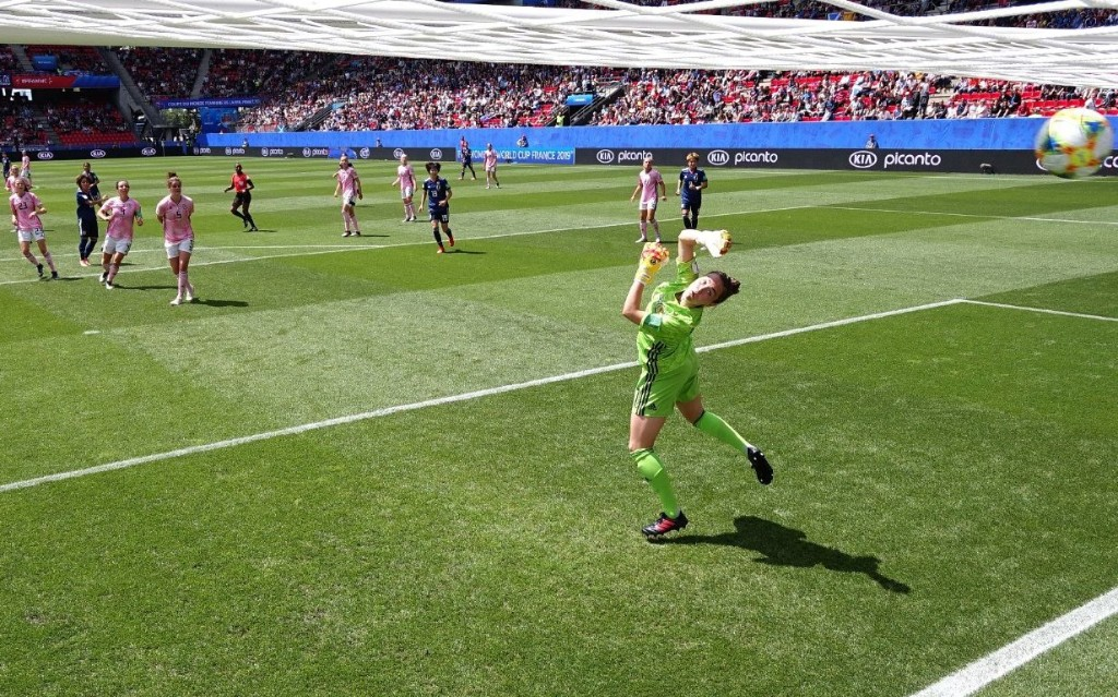 The debate on 'smaller goals' in women's game cannot simply be cast aside