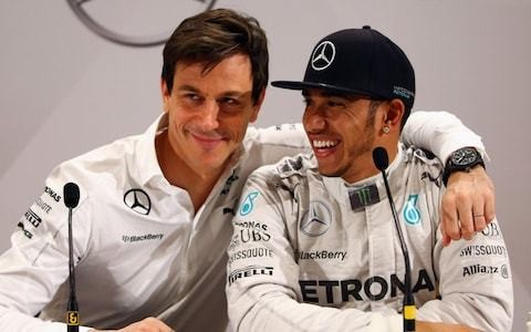 Exclusive Toto Wolff interview: 'The Lewis Hamilton I know is a fantastic personality. If people were to know him, they would see that too'
