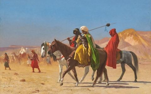 As Orientalist paintings are set to sell for up to £5m, why now is a promising time for the genre