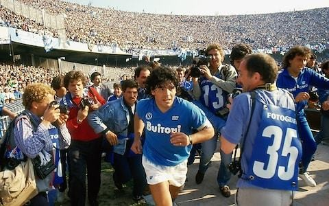 Diego Maradona, review: Kapaldi compels you to care, whether you like football or not